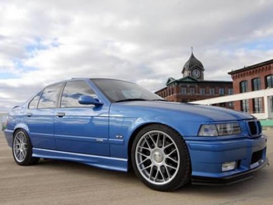 1998 BMW M3 Photo 1