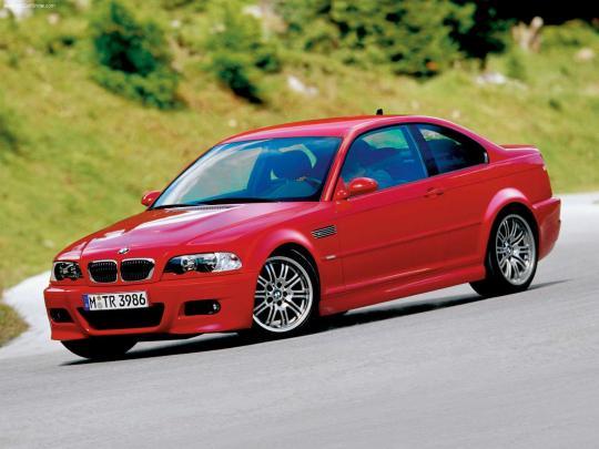 2001 BMW M3 Photo 1