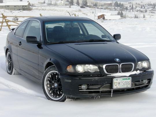 2003 BMW M3 Photo 1