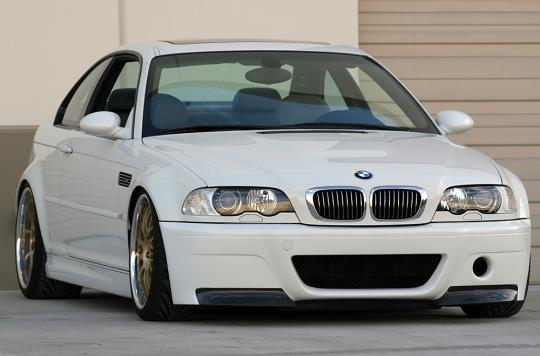 2004 BMW M3 Photo 1