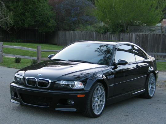 2006 BMW M3 Photo 1