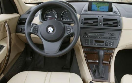 2005 BMW X3   VIN: WBXPA93465WD05494   AutoDetective.com