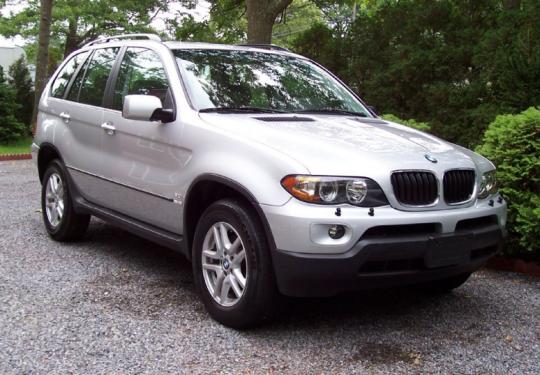 2005 BMW X5 Photo 1