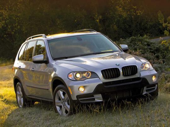 2007 BMW X5 Photo 1