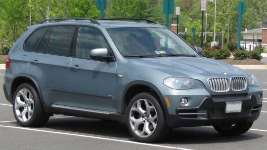 2010 BMW X5 Photo 1