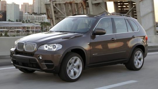 2011 BMW X5 Photo 1