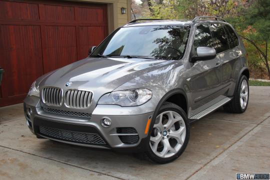 2012 BMW X5 xDrive35d Photo 1