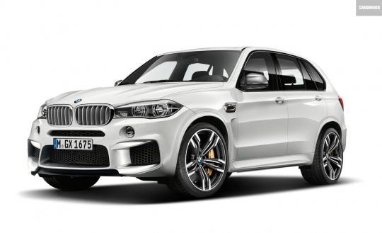 2015 BMW X5 Photo 1