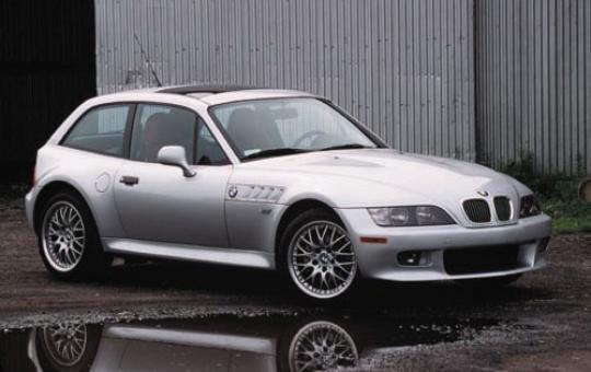 2001 BMW Z3 exterior