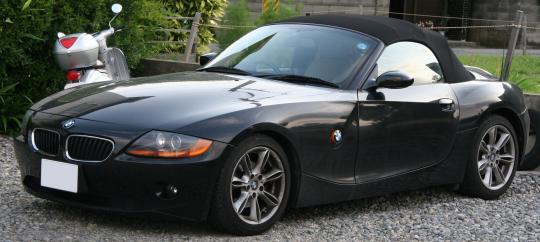 2005 Bmw Z4 Vin 4usbt33505lr69760 Autodetective Com