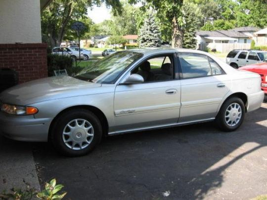 2001 Buick Century Vin 2g4wy55jx11178968 Autodetective Com