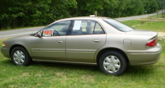 2002 Buick Century Vin 2g4ws52j821195100
