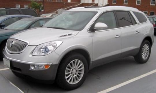 2008 Buick Enclavevin 5gaev237x8j305332