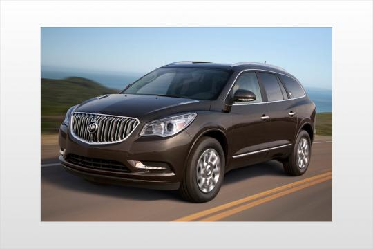 2014 buick enclave vin 5gakrbkd4ej131297. Black Bedroom Furniture Sets. Home Design Ideas