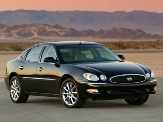 2005 Buick LaCrosse Photo 1