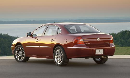 Floor Mats For Buick Lacrosse >> 2005 Buick LaCrosse - VIN: 2G4WD532151231635 ...