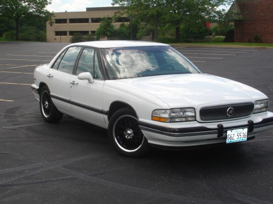 1995 Buick Lesabre Custom Vin Number Search Autodetective