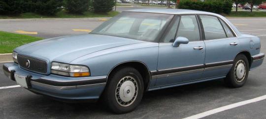 1996 Buick Lesabre >> 1996 Buick Lesabre Custom