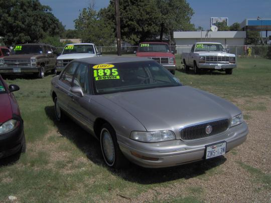 1997 buick lesabre vin 1g4hr52k3vh474033. Black Bedroom Furniture Sets. Home Design Ideas