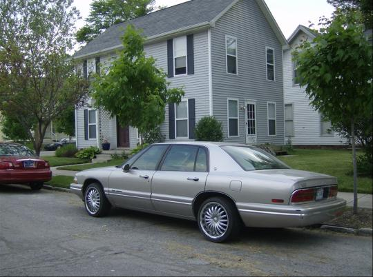 1996 buick park avenue vin 1g4cu5214th623546. Black Bedroom Furniture Sets. Home Design Ideas