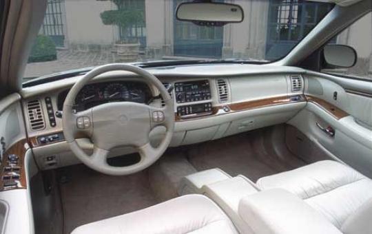 2001 Buick Park Avenue Vin 1g4cw54k814180855 Autodetective