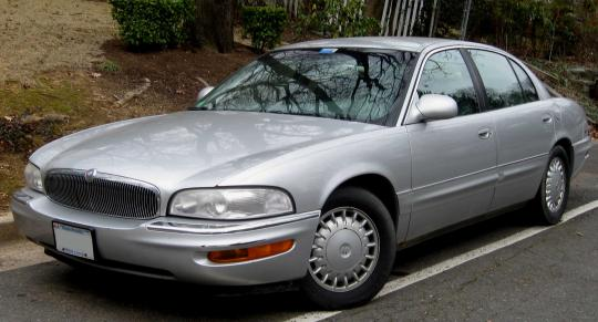 2002 Buick Park Avenue Vin Number Search Autodetective