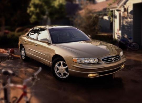 1998 Buick Regal - Vin  2g4wb52k6w1470901