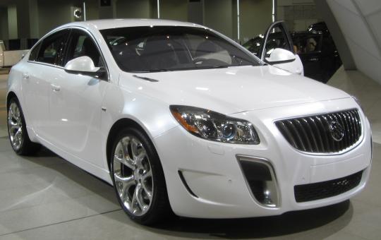 2011 Buick Regal - VIN: W04GS5ECXB1050582 - AutoDetective.com