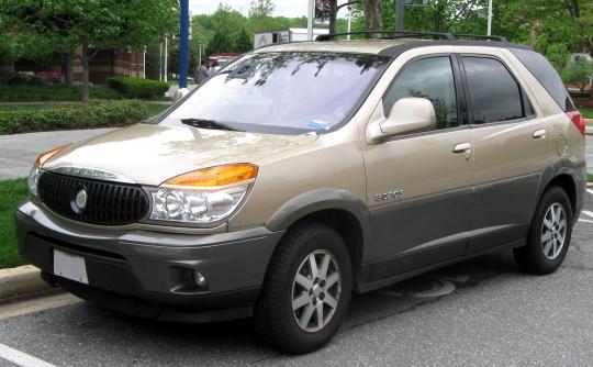 2002 Buick Rendezvous Photo 1