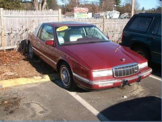 Used 1992 Buick Riviera for sale - Pricing
