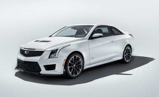 2016 Cadillac Ats Photo 1