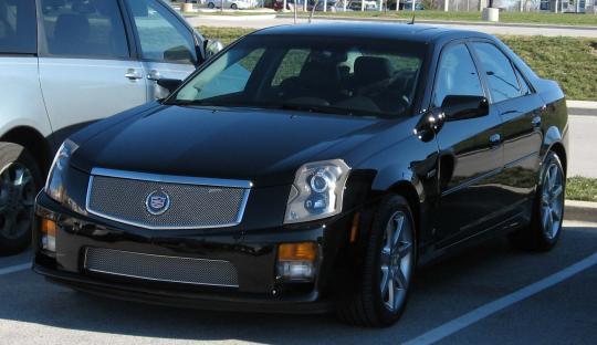 2007 Cadillac Cts V Vin 1g6dn57u170119343