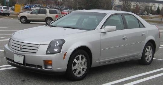 2007 Cadillac CTS - VIN: 1G6DM57T070102348 - AutoDetective.com