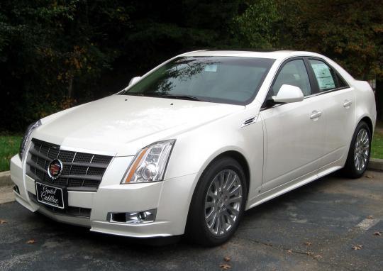 2009 Cadillac CTS Photo 1