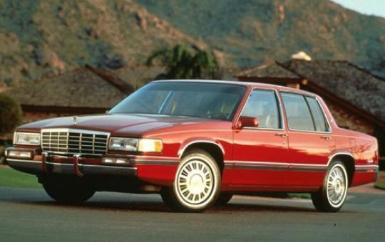 1993 Cadillac Deville Photo 1