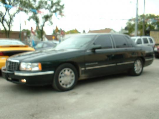 1998 Cadillac Deville Vin 1g6kd54yxwu723319 Northstar Alternator Wiring