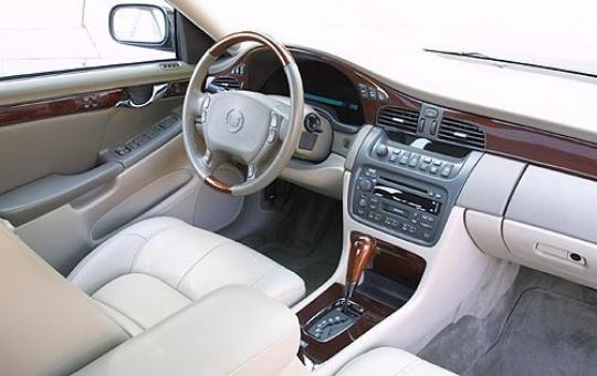 2003 Cadillac Deville Vin 1g6kd54y53u201774