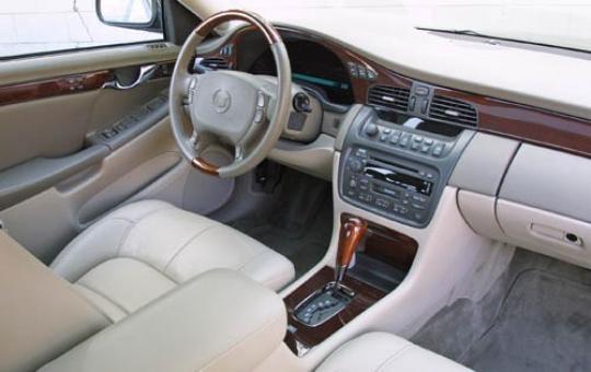 2005 Cadillac Deville Vin 1g6kf57945u230927 Autodetective Com