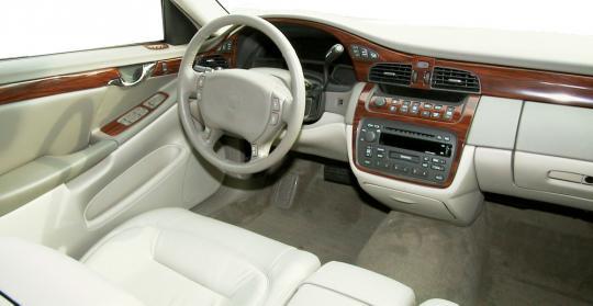 2005 Cadillac Deville Vin 1g6kd54y95u256652