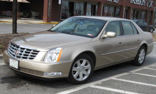 2007 Cadillac Dts Vin 1g6kd57y47u196441 Autodetective Com