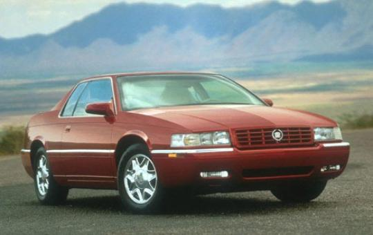 1995 Cadillac Eldorado exterior
