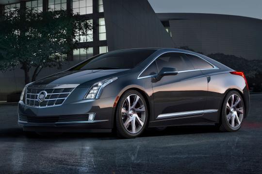 2014 Cadillac ELR Photo 1