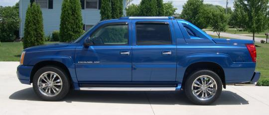 2005 Cadillac Escalade Ext Vin 3gyek62n95g118265 2004 Trailer Wiring
