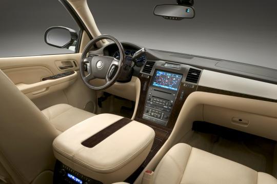 2007 Cadillac Escalade Ext Vin 3gyfk62857g262865 2013 Srx Wiring Diagram Exterior Interior