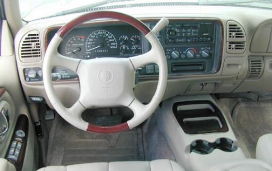 2000 Cadillac Escalade Vin 1gyek13r0yr112914