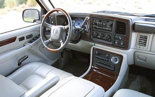 2002 Cadillac Escalade Vin 1gyec63tx2r210880