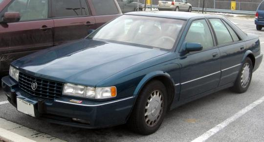 1992 Cadillac Seville Vin 1g6ks53b1nu836173 Wiring Diagram Bose System 1993 Eldorado