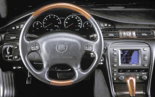 2001 Cadillac Seville Vin 1g6ky54921u180117 Autodetective
