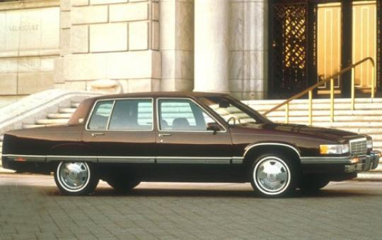 1993 Cadillac Sixty Special exterior