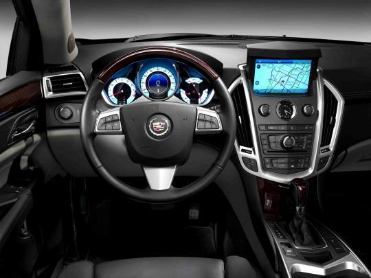 2011 Cadillac SRX VIN 3GYFNDEY9BS557366 AutoDetectivecom